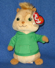 TY THEODORE the CHIPMUNK BEANIE BABY - MINT with MINT TAG