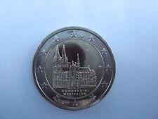 2 euro 2011 Alemania colonia dom Nordrhein Westfalen G Nuevo