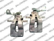 FOR LANCIA LYBRA/ SW 1999>2005 REAR LEFT & RIGHT CALIPERS PAIR OE 77364538 NEW