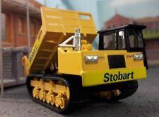 Morooka Carrier MST-1500 Tracked Dump Truck Stobart Rail 1:76 HO/OO/00 Model