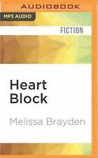 Heart Block by Melissa Brayden (2016, MP3 CD, Unabridged)