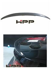 For BMW F30 Carbon Fiber Trunk Spoiler Rear Wing Performance Style