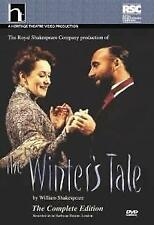 William Shakespeare - The Winter's Tale - Complete Edition (NEW DVD)