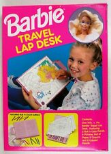 Barbie Travel Lap Desk (New)