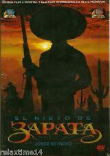 El Nieto De Zapata (1993)DVD NEW| Jorge Reynoso|