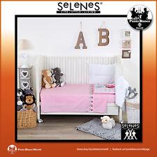 SELENES | BUONA NOTTE FIORELLINO Lenzuola lettino baby – Full bedsheet for baby