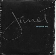 CD CARTONNE CARDSLEEVE COLLECTOR JANET JACKSON MEGAMIX 04 3 VERSIONS NEUF SCELLE