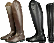 HKM Reitstiefel -Italy- Soft Leder normal/extra weit