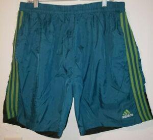 Adidas Nylon Athletic Shorts Adult XXL