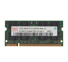 New 1GB Kits DDR2 2RX8 PC2-4200S 533mhz 533 200pin SO-DIMM Laptop Memory RAM #1H