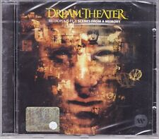 CD ♫ Audio DREAM THEATER ~ METROPOLIS PART 2 ~ SCENES FROM A MEMORY nuovo