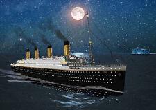 """Rms Titanic - """"más cerca de mi Dios para ti"""" - mano acabado, Edición Limitada (20)"""