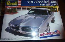 REVELL 1968 PONTIAC FIREBIRD 400 THUMPER 2N1 1/25 Model Car Mountain FS