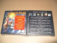 Def Leppard Box Set Vol One Limited Edition 2018 - 7 cd  Damaged Box Hence Price