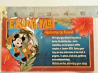 Disney Hawaii AULANI Resort Welcome Expansion Mickey Lapel Pin ~ Ships FREE