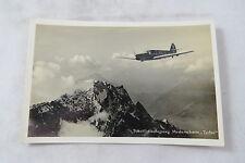 Postkarte Germany Deutschland Schnellreiseflugzeug Messerschmitt Taifun unused