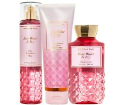 Bath & Body Works Rose Water & Ivy Trilogy Set