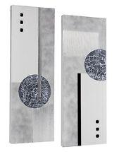 Exklusives Designer Wandbild Mond 30x90 cm (1 Stück)