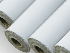 """White Sheeting Fabric 94"""" 240cm Wide Poly Cotton Sheeting Fabric Full Rolls"""