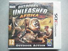 Outdoors Unleashed Africa 3D Jeu Vidéo Nintendo 3DS