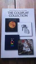 La raccolta dei Coldplay Piano/VOCAL/Chitarra (libro in brossura)