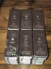 Apple iPod nano 1st Generation White/Black (1,2,4 GB) LOT OF 5 UNITS!