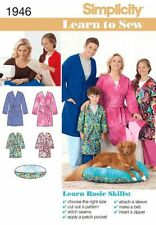 Unisex Toddler's Mixed Lot Sewing Patterns