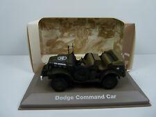 BL28H atlas IXO 1/43 Blindés WW2 : Dodge Command car US army USA