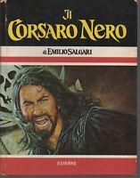 IL CORSARO NERO DI EMILIO SALGARI - 1976