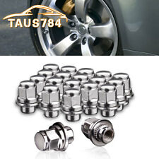 20 OEM Factory 12X1.5 Mag Lug Nuts for Toyota RAV4 Camry Corolla Hyundai Elantra