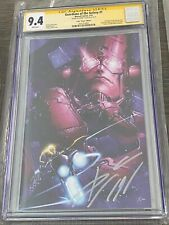Guardians of the Galaxy 1 CGC SS 9.4 Donny Cates on Clayton Crain Virgin Variant