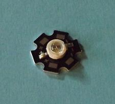 5W 940nm IR POWER  LED on HEATSINK Kühlkörper Emitter Infrarot Infrared 5mm