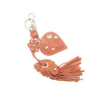 miumiu Bag charm Pink Silver Woman Authentic Used Y4027