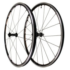 New Shimano WH-RS610 Tubeless Clincher 10/11 Speed Black Front Rear Wheelset