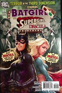 Batgirl #14 DC Comics Art Germ Cover NM-