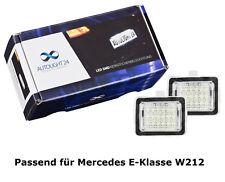 Premium LED Kennzeichenbeleuchtung für Mercedes W212 S212 E-Klasse KB28