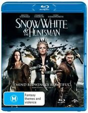 Snow White and The Huntsman, Blu-ray
