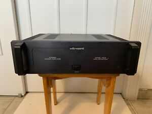 Audio Research Model 100.2 Stereo Power AMPLIFIER Audiophile Tested & Working