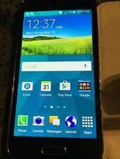 Samsung Galaxy S5 Mini SM-G800A - 16GB - Black (Unlocked) Smartphone