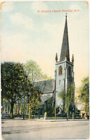 FLUSHING QUEENS NY – St. George's Church - 1908