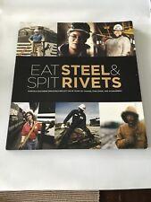 Norfolk Southern Railroad Book - Eat Steel & Spit Rivets