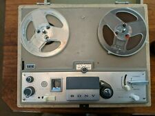 Antique Sony Table Top Tape Recorder