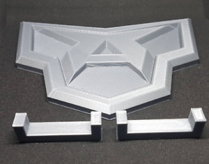 My Hero Academia All Might Cosplay Accessory, Belt Buckle, Anime Costume