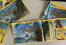 22' New Pacifico Cerveza Vinyl Beer String Banner Party Decoration Sign