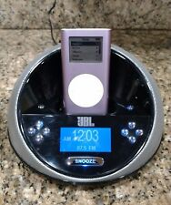 JBL On Time Micro Speaker System for IPOD Alarm Clock
