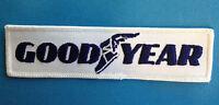 1970's Goodyear Tires NASCAR Sponsor Racing Suit Jacket Hat Patch Richard Petty