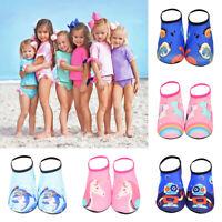 Kids Water Sports Shoes Boys Girls Swim Socks Toddler Aqua Quick Dry Beach Shoes