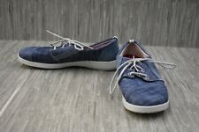 **SAS Marnie Lace Up Casual Comfort Sneaker, Women's Size 8N, Blue