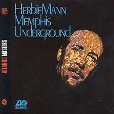Memphis Underground 0081227358624 by Herbie Mann CD
