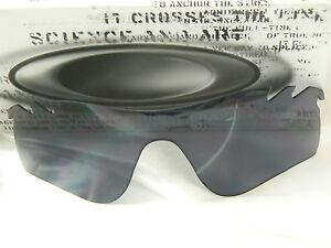 ORIGINAL OAKLEY RADARLOCK PATH LENS, GREY VENTED/radar m frame m2 linse lentille